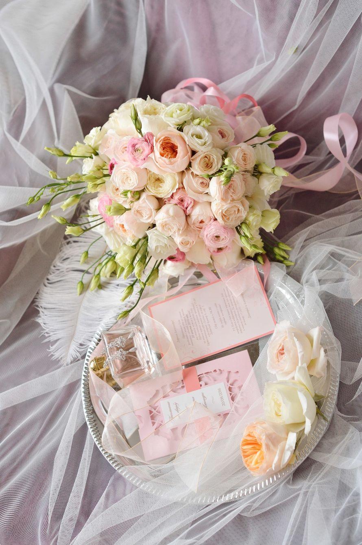 Фото 17046466 в коллекции Свадьба Дмитрия и Александры 20.08.16 - Студия декора и флористики Page of love