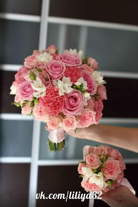 """Фото 3022365 в коллекции Букет невесты - Студия свадебного декора и флористики """"Лилия"""""""