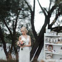 Сказочное свадебное фото