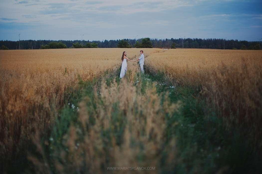 Лена и Антон. Последний день лета. - фото 3755989 Фотограф Мария Цыганок