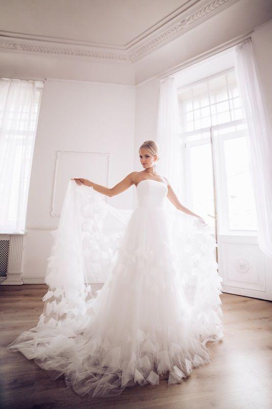 Свадебное платье Феона - фото 3068771 Свадебный салон Весна