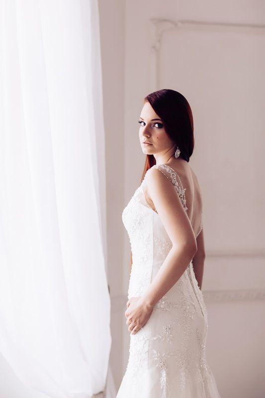 Свадебное платье Вирджиния - фото 3068821 Свадебный салон Весна