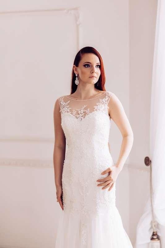 Свадебное платье Вирджиния - фото 3068825 Свадебный салон Весна