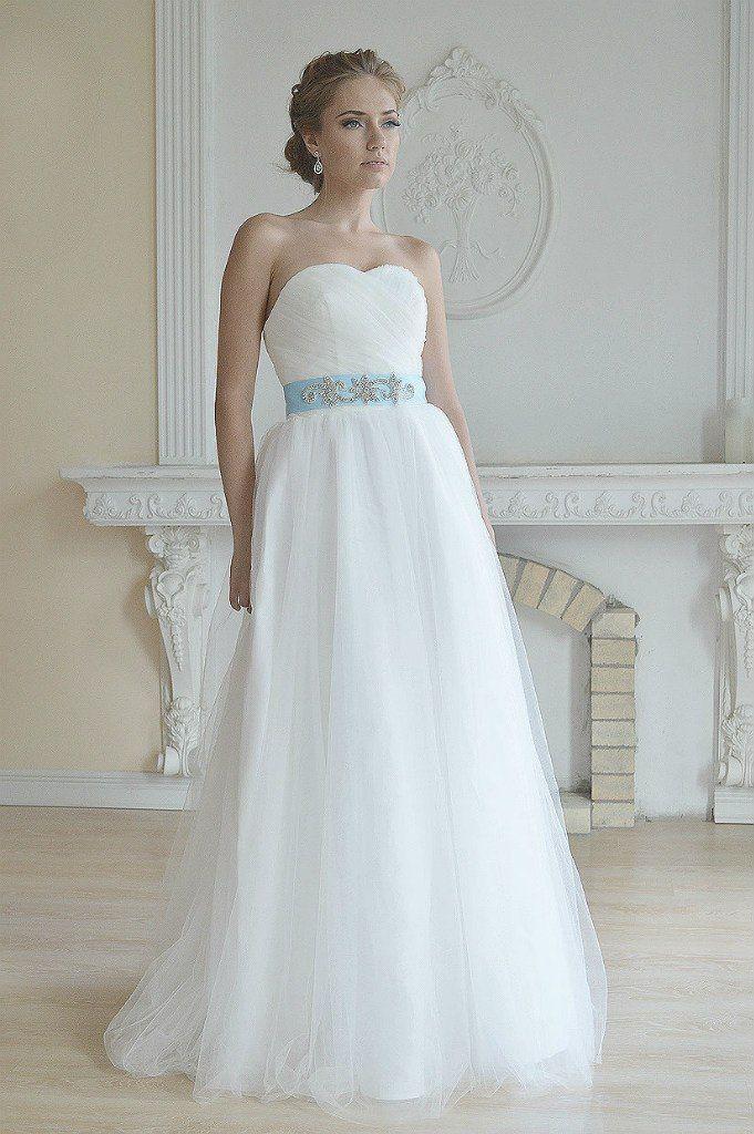 Свадебное платье Диана - фото 3069299 Свадебный салон Весна