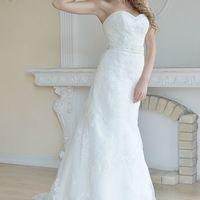 Свадебное платье Европа