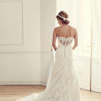 Свадебное платье Матильда