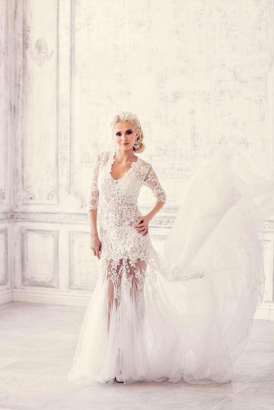 Свадебное платье Марсилья - фото 3069851 Свадебный салон Весна
