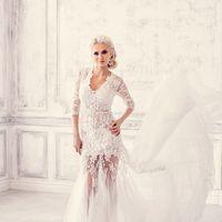 Свадебное платье Марсилья