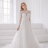 Свадебное платье Бертурия