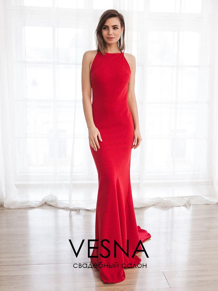 Вечернее платье Кейси Рэд
