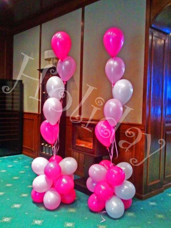 Фото 3085217 в коллекции Свадьба - Holiday - оформление воздушными шарами