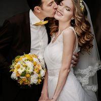 свадебная фотосессия, рустик