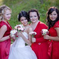Фото невест 2014 года. Make up and hair style от #гильдиясвадебныхстилистовказани