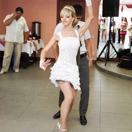 Постановка оригинального свадебного танца