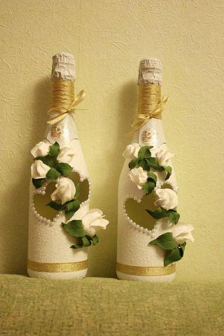 """Оформление шампанского - фото 3109985 Design-studio """"EkateRina"""""""