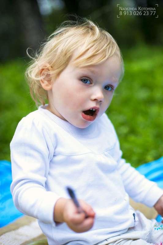 Детская фотосессия - фото 14071350 Фотограф Надежда Котомина