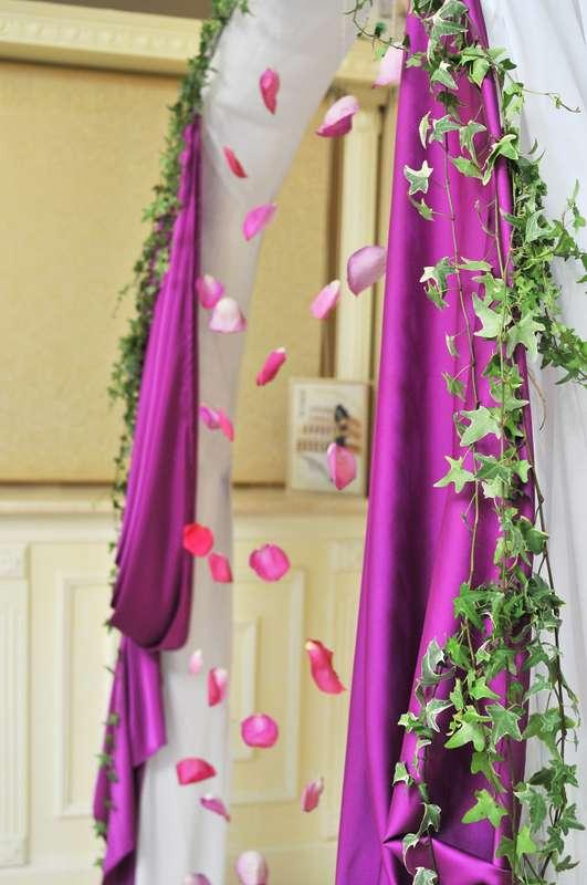 Свадебное оформление. Фотозона - фото 3213929 Студия декора Люси Пасмурной