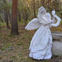 Живые статуи в Хабаровске, живые скульптуры, артисты Хабаровск, шоу программа,