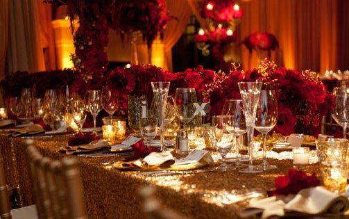 """Неповторимый текстиль - фото 3161757 Студия стильных свадеб """"La Feerie"""", агентство"""