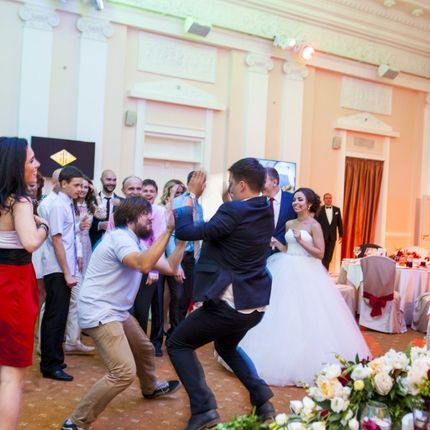 DJ на Свадьбу в Пятницу и Субботу