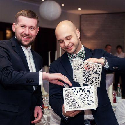 Ведущий и DJ на свадьбу в будни