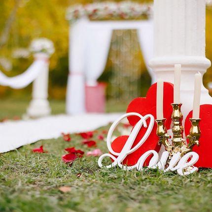 Оформление выездной регистрации брака