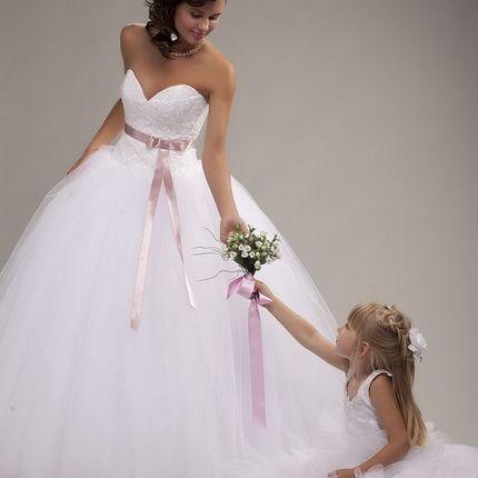 """Свадебное платье """"Нежность"""""""