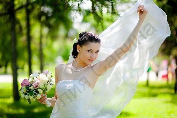 Невеста Дарья!как же она очаровательна!Каждая невеста - это составная частичка моей жизни))) - фото 14892536 Свадебный салон Юлии Савиной