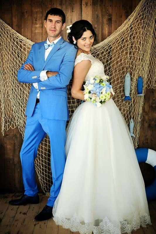 Невеста Мария! Свадебное платье Rosabel, Jasmine Empire, Luxury collection. - фото 14892712 Свадебный салон Юлии Савиной