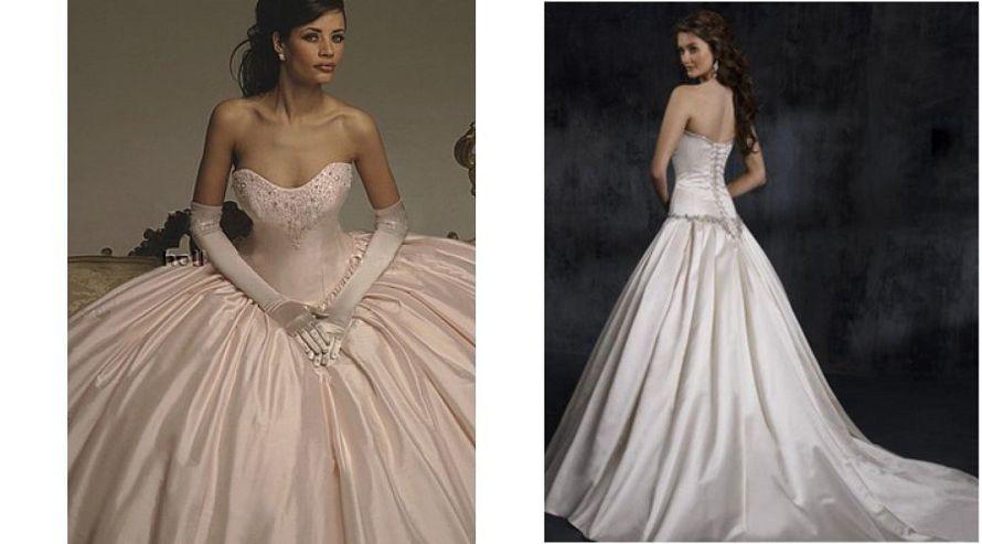 в наличии в белом цвете, размеры 44-46 и 48, цена 16000р - фото 14892756 Свадебный салон Юлии Савиной
