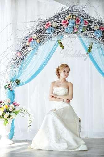 размер 40 и 42, цена 8000р, цвет шампань - фото 14892774 Свадебный салон Юлии Савиной