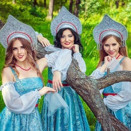 """Танец """"Русская калинка"""""""