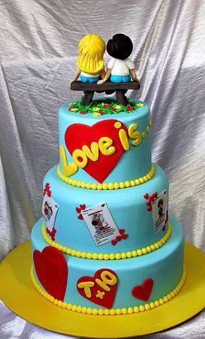 """Фото 3207329 в коллекции Мои фотографии - """"Торт с изюминкой"""" - свадебные торты"""