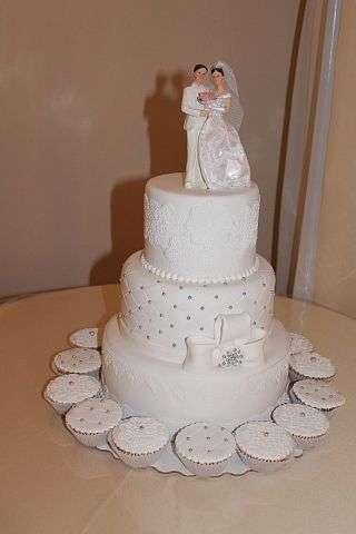 """Фото 3207335 в коллекции Мои фотографии - """"Торт с изюминкой"""" - свадебные торты"""