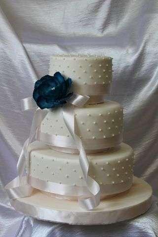 """Фото 3207351 в коллекции Мои фотографии - """"Торт с изюминкой"""" - свадебные торты"""