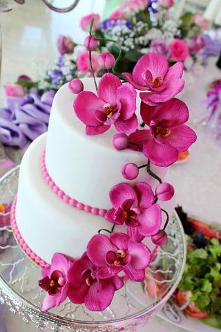 """Фото 3207375 в коллекции Мои фотографии - """"Торт с изюминкой"""" - свадебные торты"""