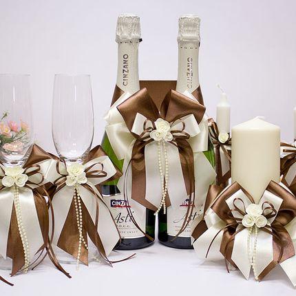 Комплект свадебных аксессуаров
