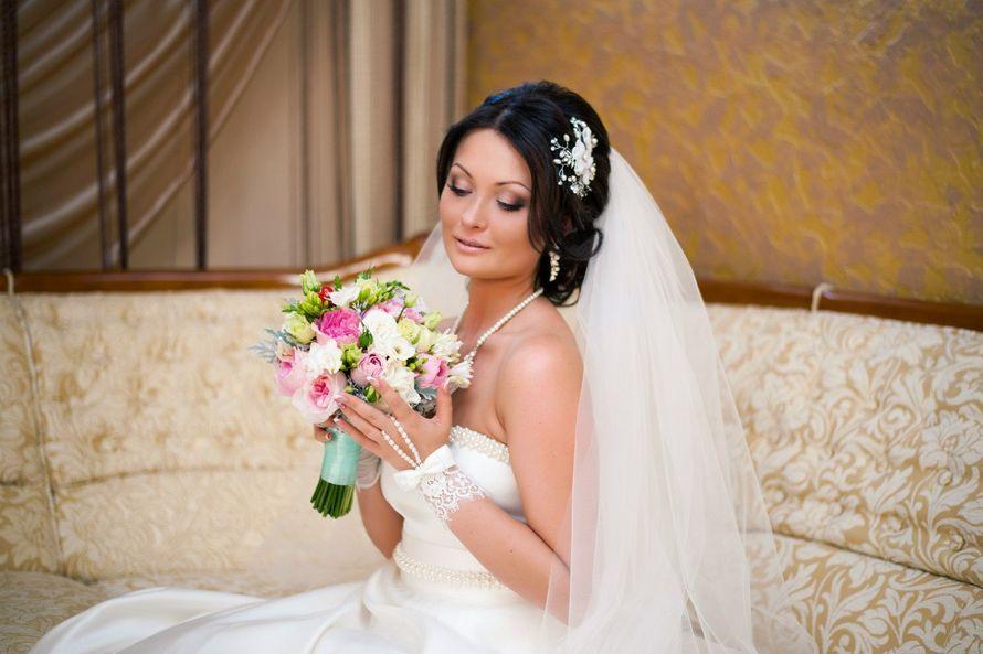 Невеста Леночка - фото 3212473 Стилист Русанова Анна