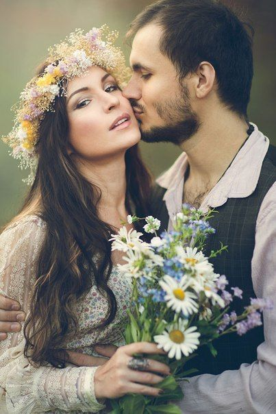 Фото 8907156 в коллекции Идеи для ситцевой свадьбы - Дарья Art