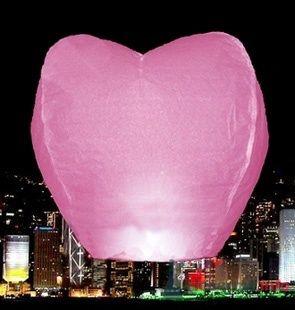 """Розовое сердце - фото 43556 Студии """"Сакура"""" - свадебные аксессуары"""