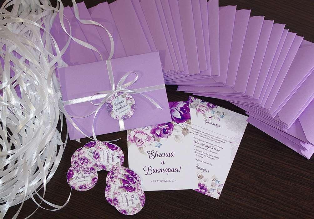 Для Евгения и Виктории! - фото 13598208 Пригласительные от Style wedding
