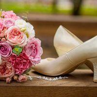 """букет невесты """"Свадебные приятности"""""""
