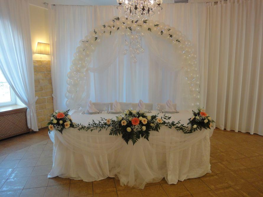 Как оформить зал на свадьбу недорого