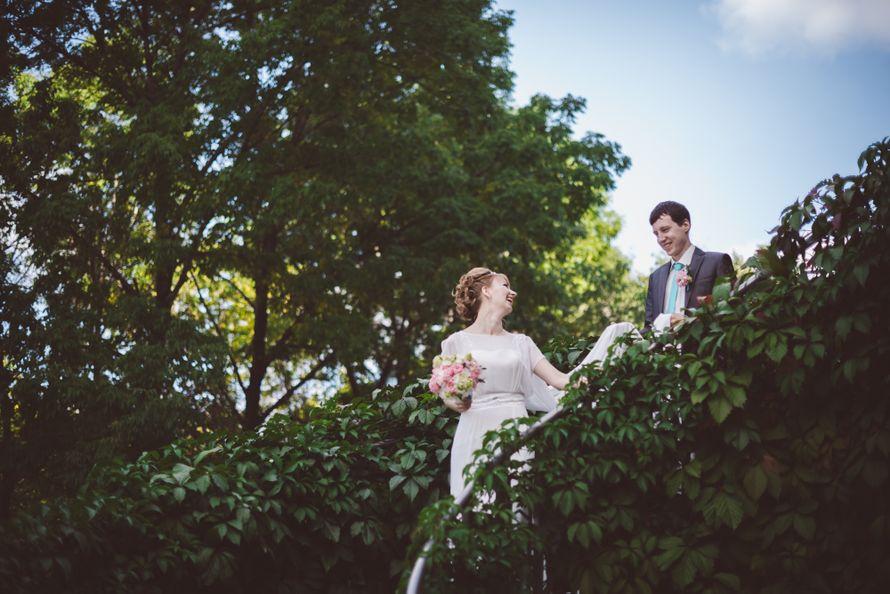 Фото 3267539 в коллекции Свежая и сочно-зелёная свадьба Андрея и Ирины - Фотограф Демьянова Илона
