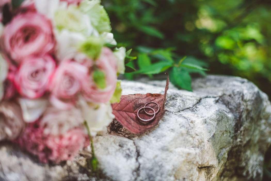 Фото 3267545 в коллекции Свежая и сочно-зелёная свадьба Андрея и Ирины - Фотограф Демьянова Илона