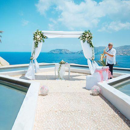 Организация свадьбы на Крите