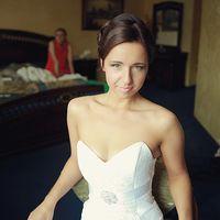 Невеста готова. Можно ехать в ЗАГС