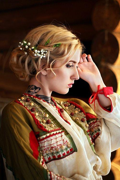 одессу один прически в украинском стиле фото объекта