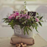 Свадьба в стиле рустик с нотками прованса