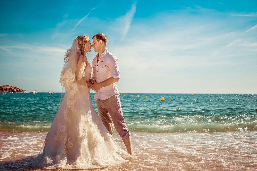 """Свадьба на море - фото 5959008 Агентство """"Счастливы в Испании"""""""